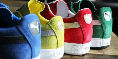 Up to 70% Off PUMA Shoes for the Family + Free Shipping