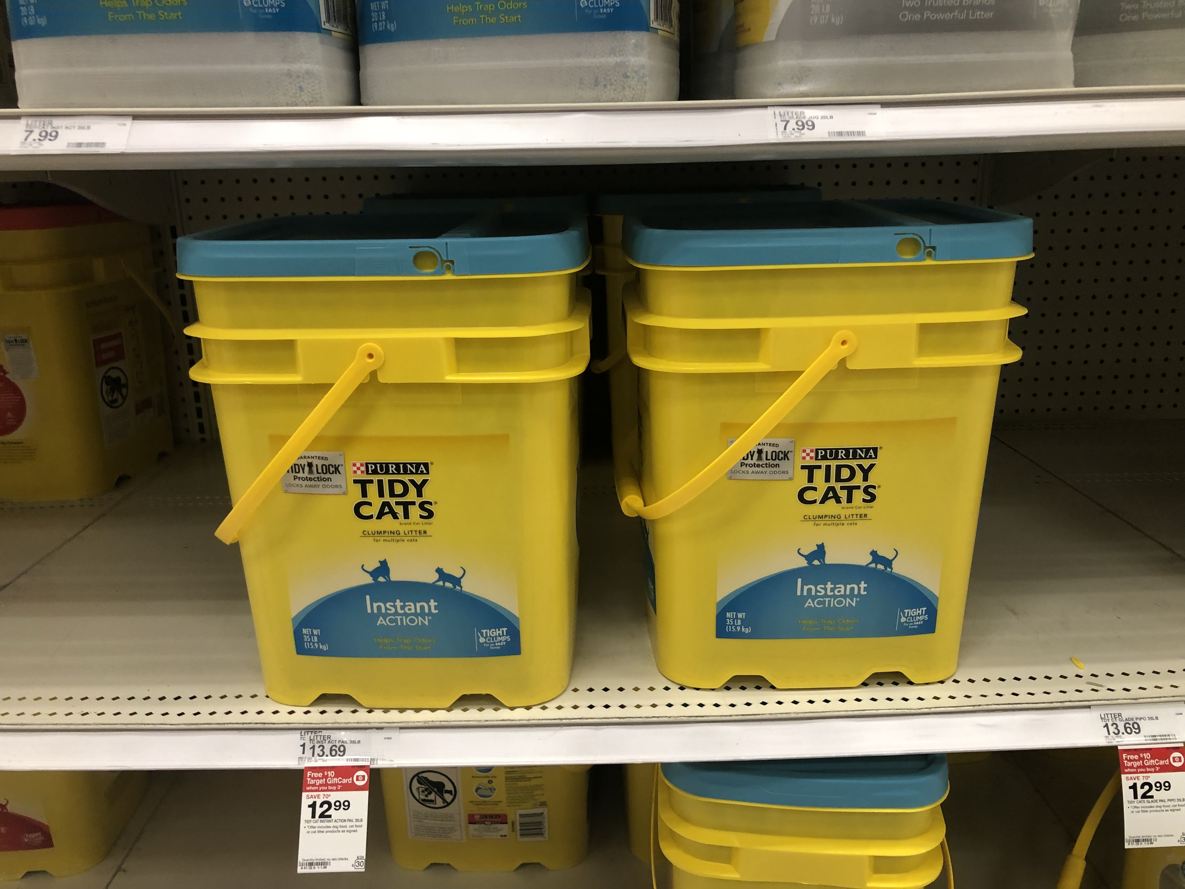 image regarding Tidy Cat Litter Coupons Printable identified as $7 Relevance of Tidy Cats Discount coupons \u003d 35 Excess weight Cat Clutter Just