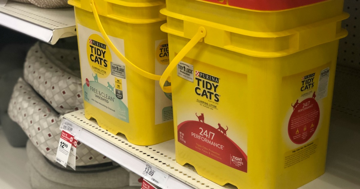 photo relating to Tidy Cat Coupons Printable called $7 Relevance of Tidy Cats Coupon codes \u003d 35 Fat Cat Clutter Basically