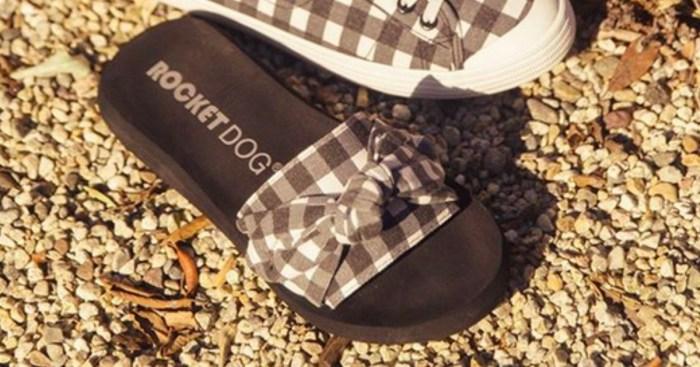 HUGE Savings on Rocket Dog Slides, Sneakers, Sandals & More
