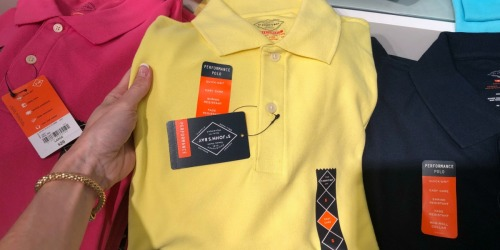 JCPenney: FOUR St. Johns Bay Polo Shirts Only $18 (Just $4.50 Each)