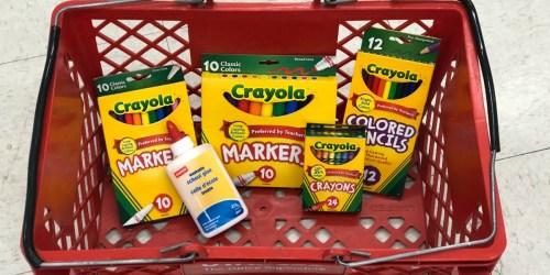 Save on School Supplies w/ Staples 110% Price Match Guarantee