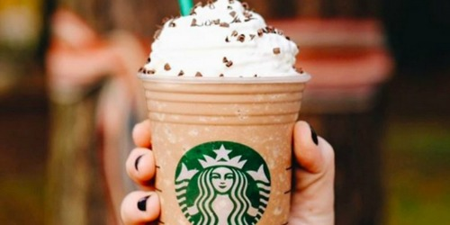 FREE Starbucks Drink on Your Birthday for Rewards Members