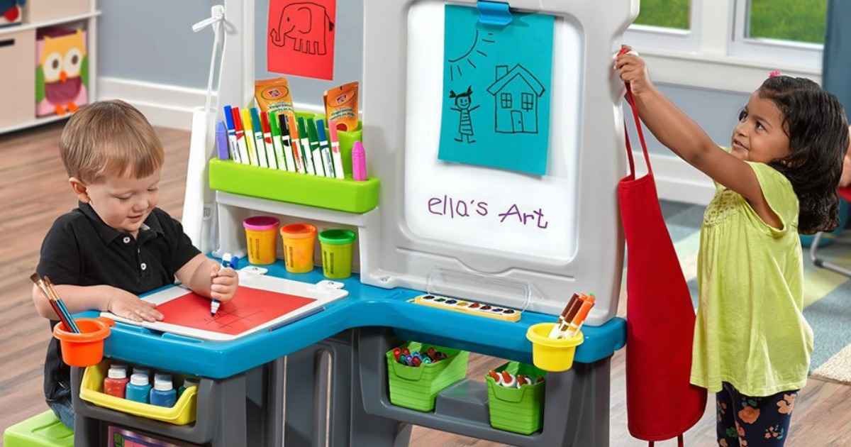 Step2 Great Creations Art Center Only $78 Shipped