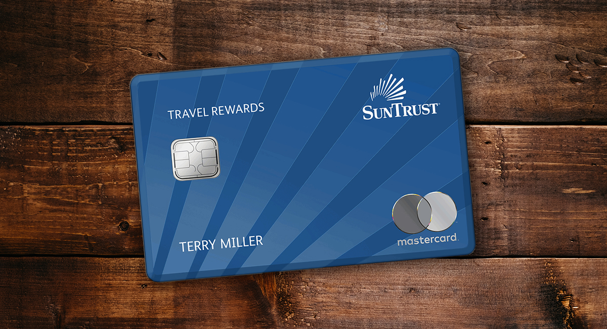 free tsa precheck & global entry – SunTrust Mastercard