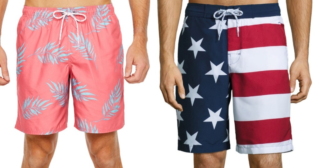 3cdc85afb2 Men's Swim Trunks Only $8.49 at JCPenney (Regularly up to $40 ...