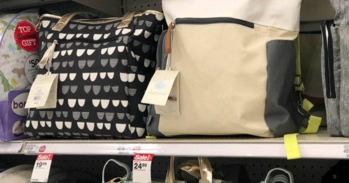 7eeb986d9a2 Through June 23rd, Target is offering up 50% off select Cloud Island Diaper  Bags, Backpacks, Changing Pads and more both in-stores and online.