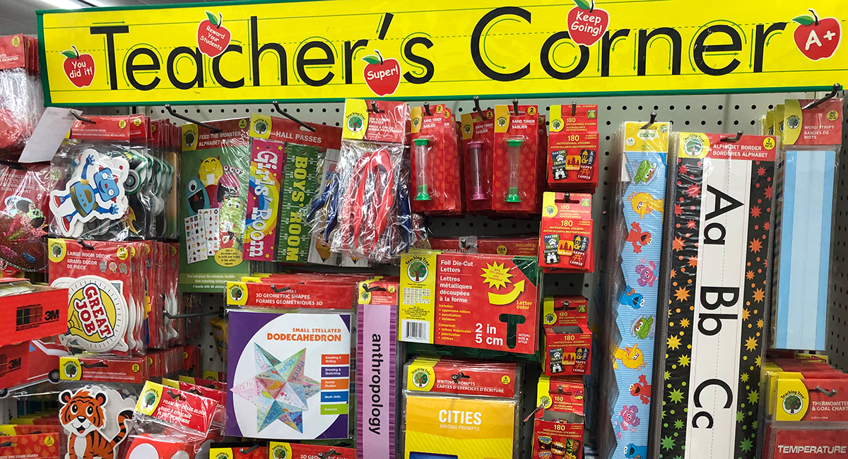 back to school deals on supplies clothes shoes backpacks – dollar tree must buys — teacher classroom decor