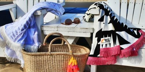 HUGE Round Cotton Beach Towels Just $7.88 at Walmart (Regularly $27)