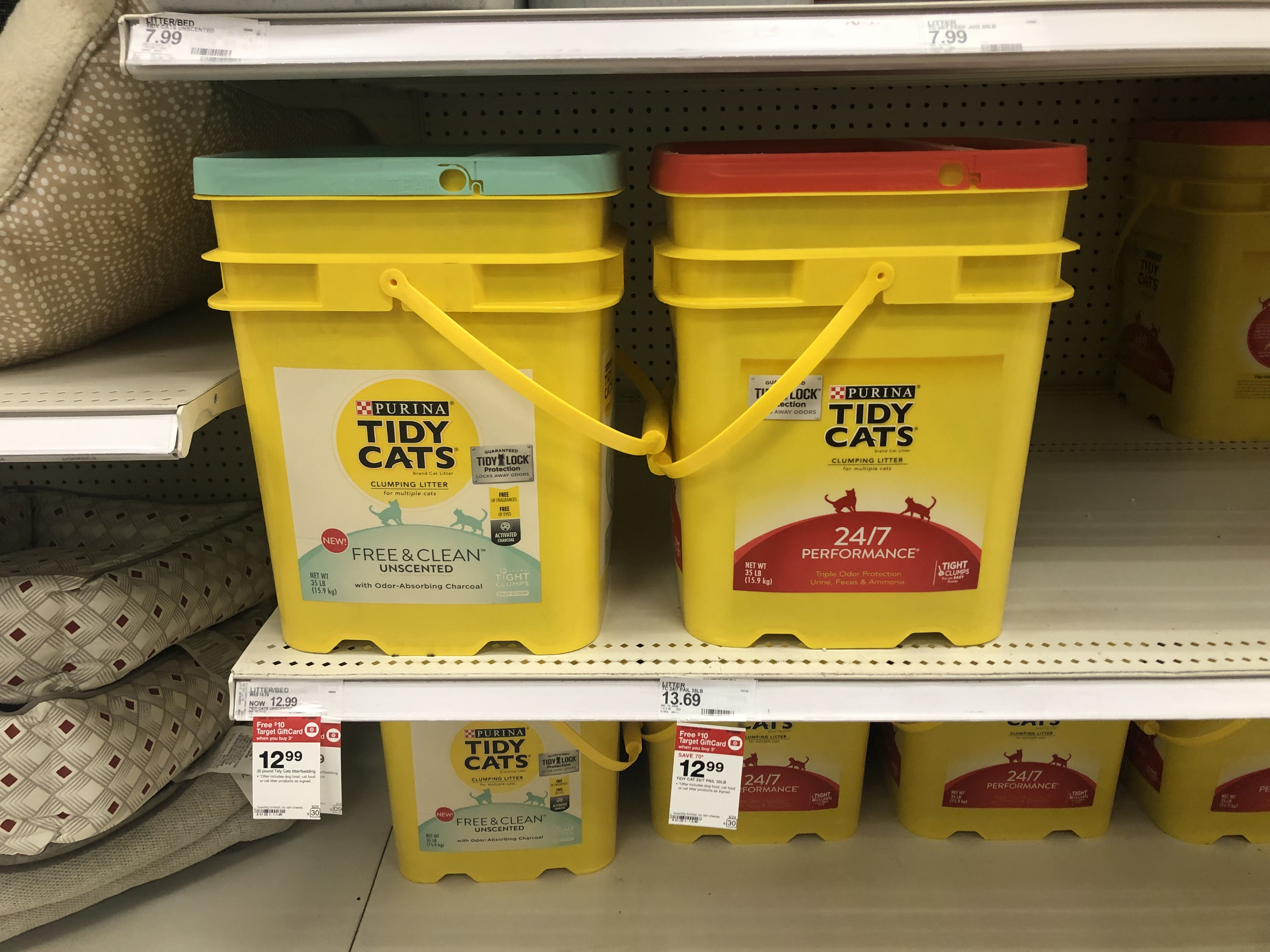 photo about Tidy Cat Coupons Printable named $7 Truly worth of Tidy Cats Discount codes \u003d 35 Weight Cat Muddle Simply just