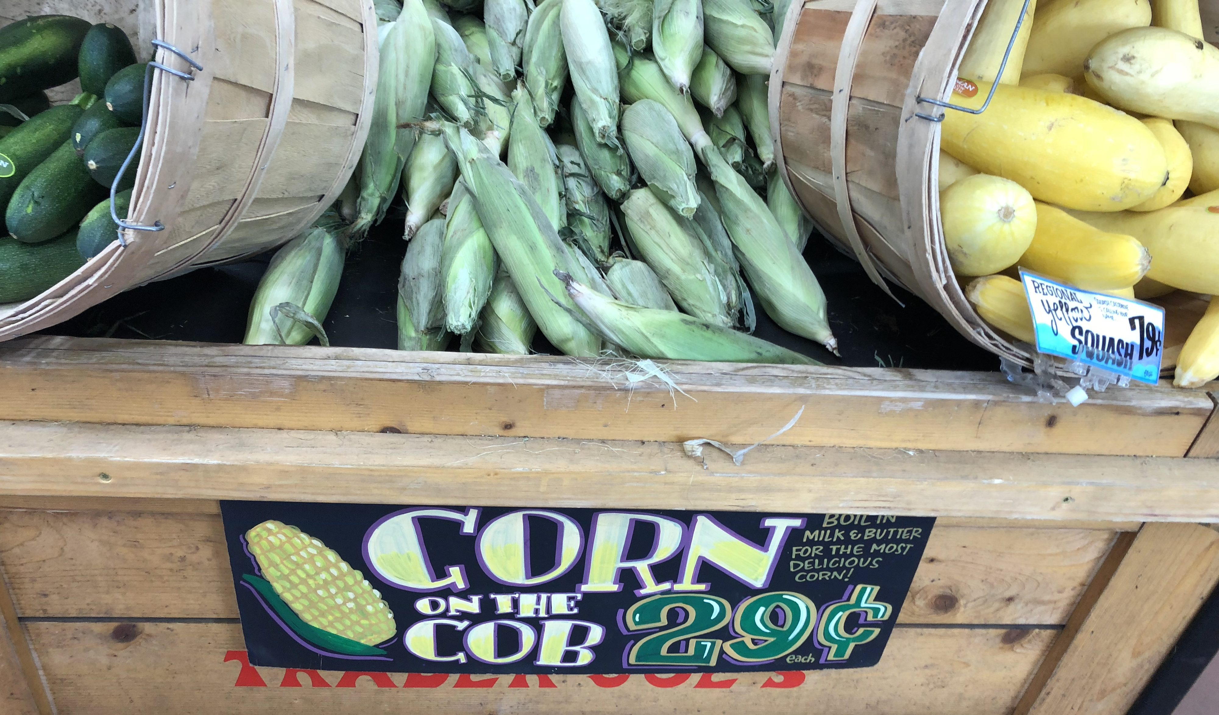 trader joes deals – corn on the cob