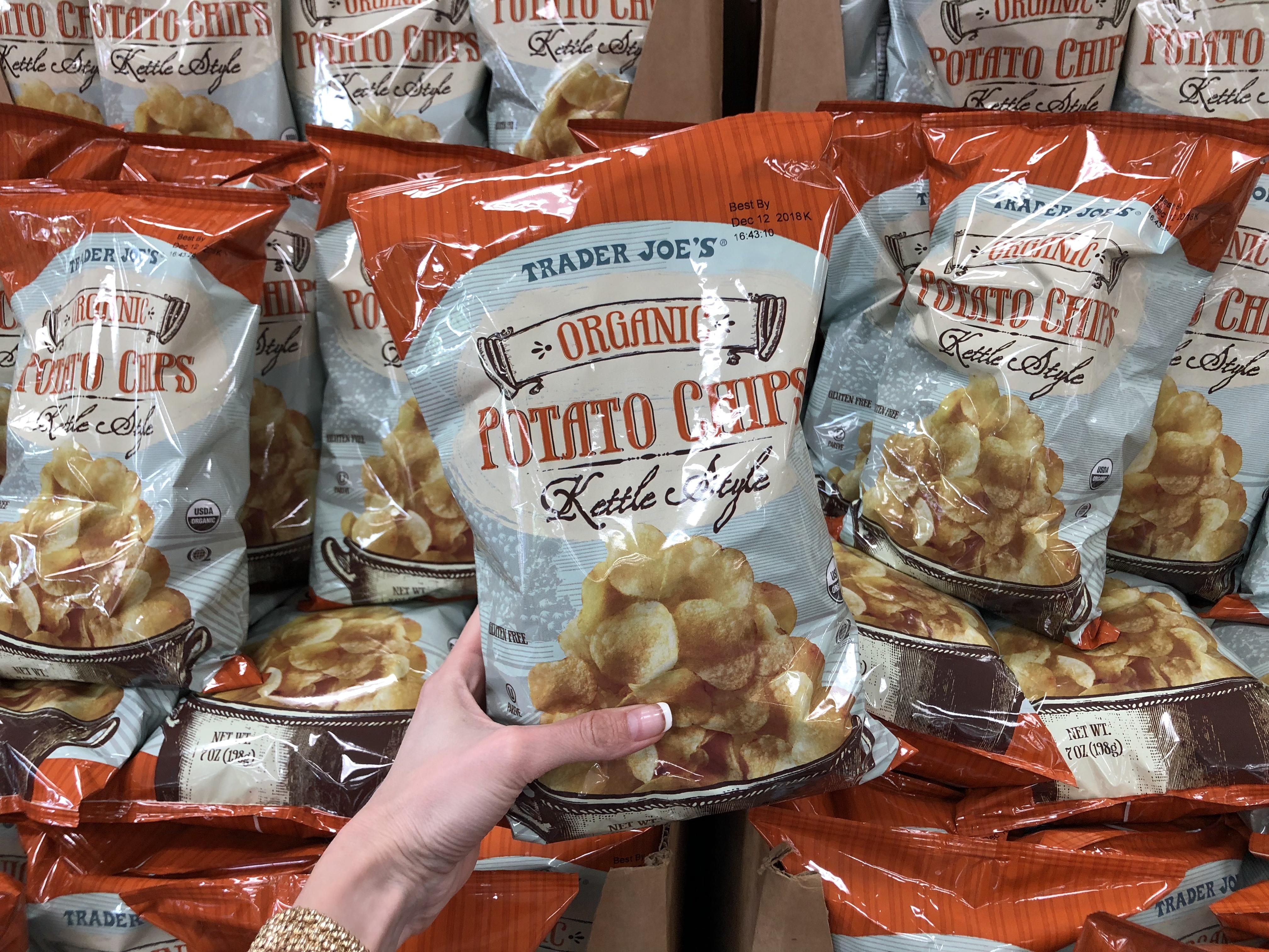 trader joes deals – organic potato chips