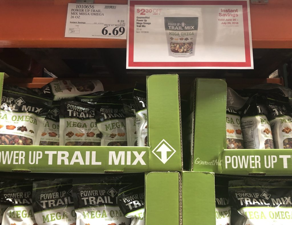 trail mix costco