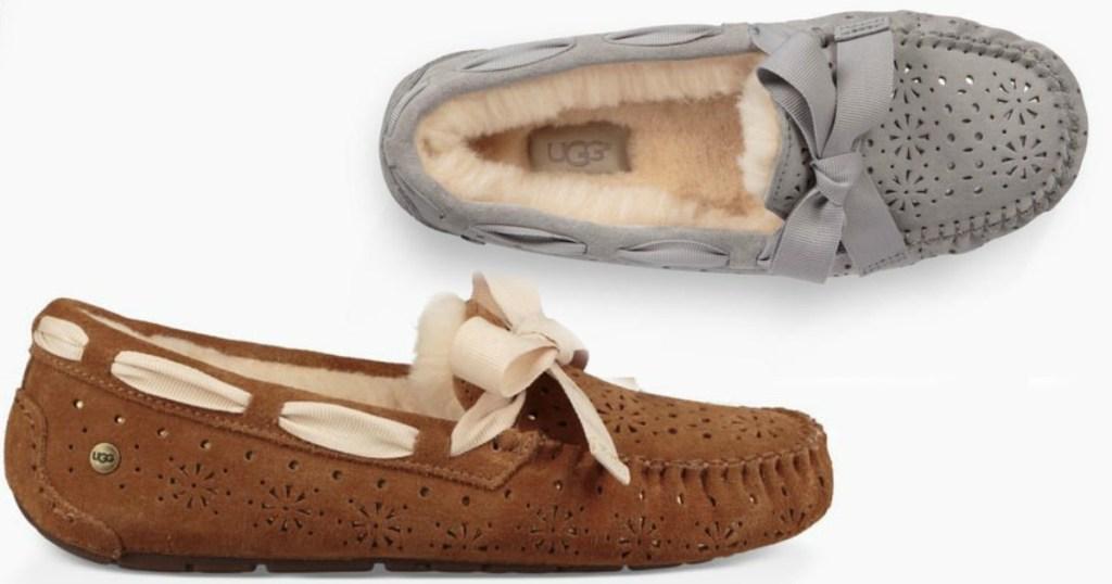 237024ea906 UGG Women's Dakota Slippers Only $59.99 (Regularly $120)