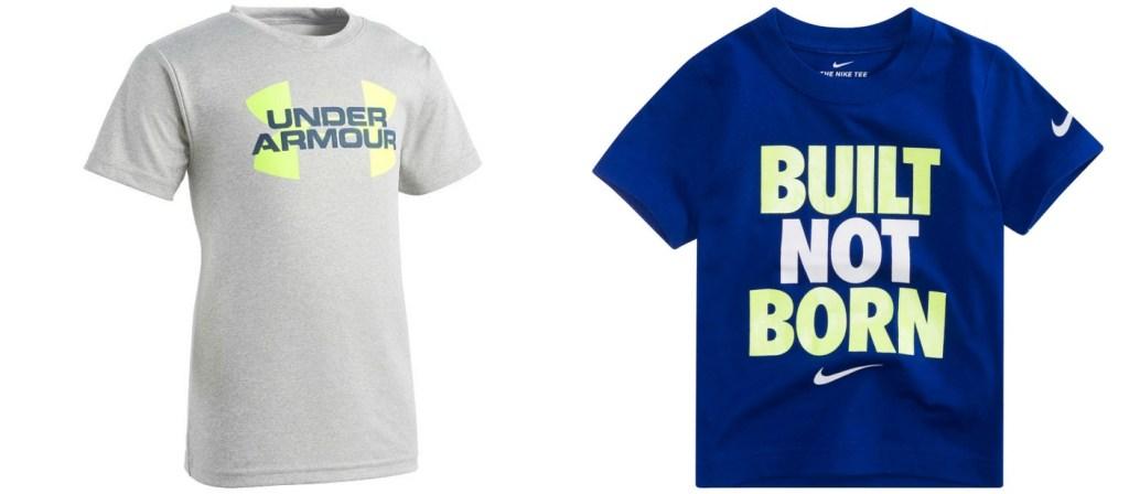 Under Armour Little Boys Baseball-Print T-Shirt Just  7.93 (regularly  20) fb50abe4cf938