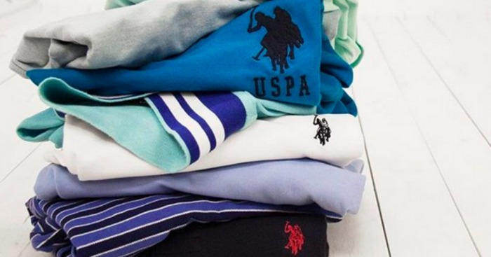 U.S. Polo Assn. Tees Only $8 Each Shipped (Regularly $24)