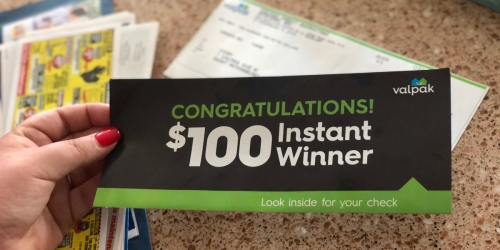 You May Have $100 Waiting For You In Your Mailbox!