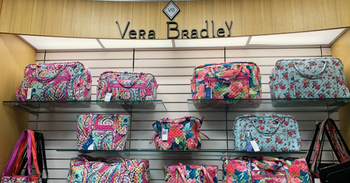 59a248554d Up to 75% Off Vera Bradley + Free Shipping - Hip2Save