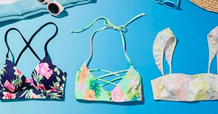 Victoria's Secret PINK Swim Wear Only $9.99 (Regularly up to $54.95) – Today Only