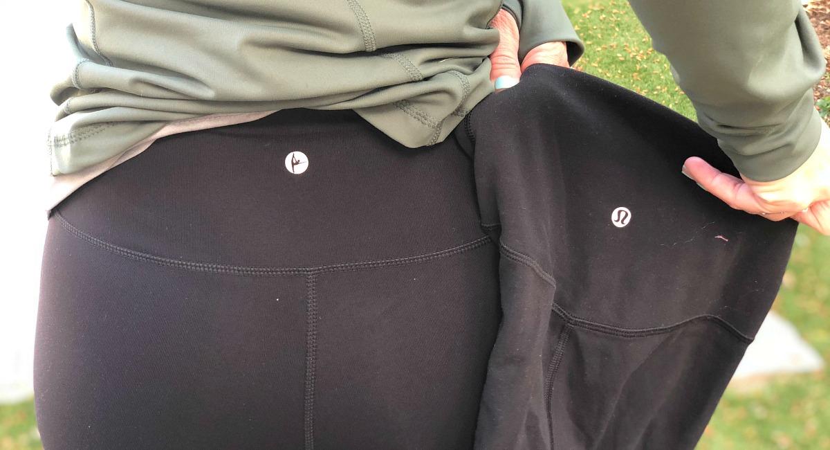 activewear pieces amazon lululemon –– workout leggings
