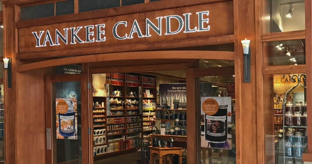 $50 Yankee Candle Gift Card Only $40 + More Discounted ...