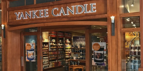 Buy One, Get Two FREE Large Jar Yankee Candles (In-Store & Online)