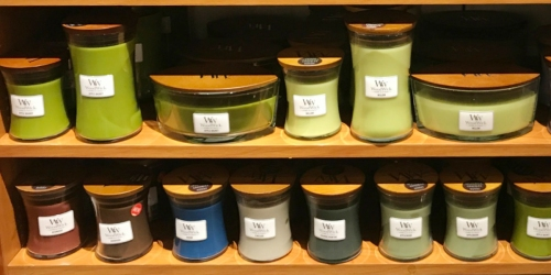 50% Off Yankee Candle WoodWick Candles (In Stores & Online)