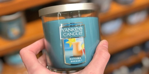 Yankee Candle Small Tumbler Candles ONLY $5 (Regularly $16.50) & More