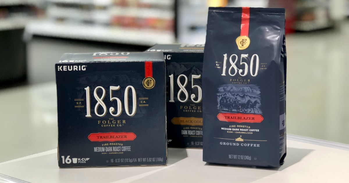 Over 50 Off 1850 Ground Coffee After Cash Back At Target