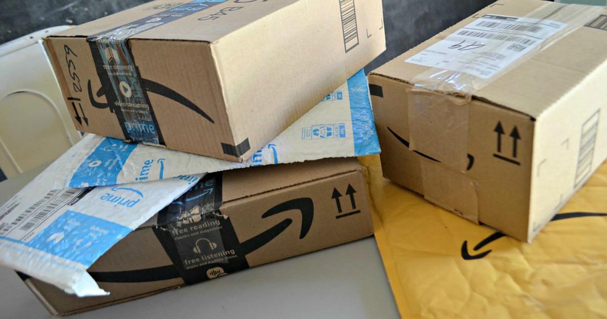 amazon no-rush rewards – Amazon Prime boxes