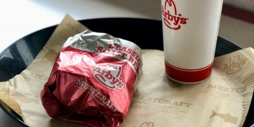 Buy One Arby's Sandwich, Get One Free (Check Your Inbox)