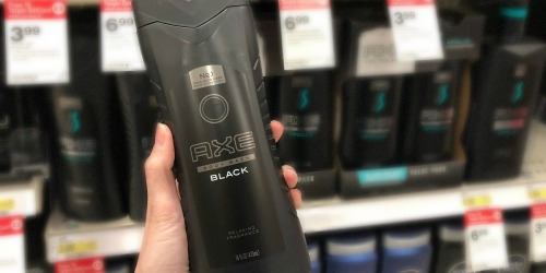 AXE Body Wash Just $1.49 Each After Target Gift Card