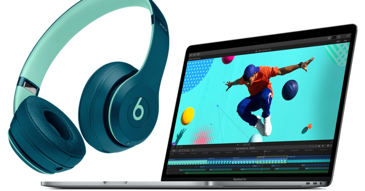 FREE Beats Wireless Headphones with Apple Store Purchase ($300 Value)
