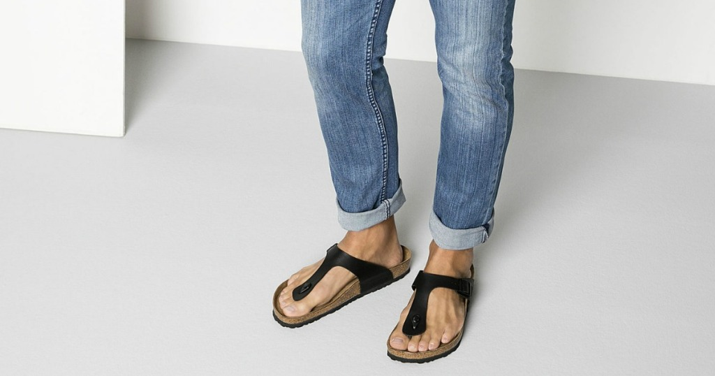 39acb82fc116 Birkenstock Women s Sandals Only  54.60 Shipped (Regularly  100 ...