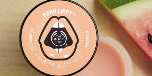 Up to 75% Off The Body Shop Products + Free Shipping