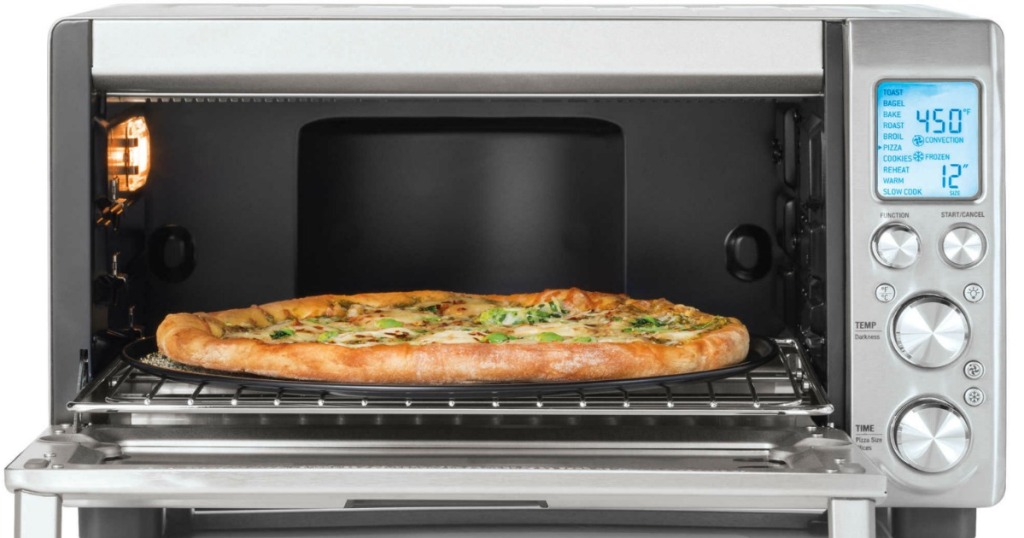Breville Smart Oven Pro Convection Toaster Oven Just 199