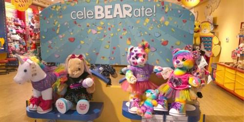 40% Off ALL Build-a-Bear Furry Friends