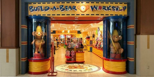 $50 Build-A-Bear Workshop eGift Card Only $40 & More Discounted Gift Cards