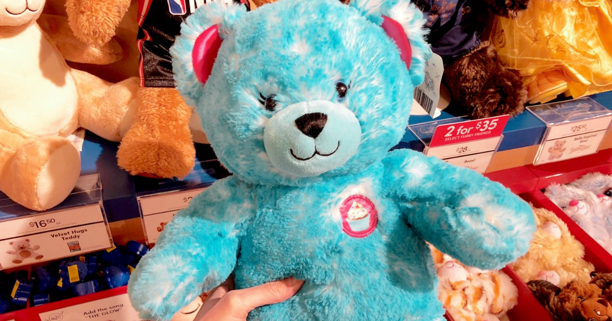 de53e99dbc1 Free  15 Off Build-A-Bear Workshop Coupon for Everyone (Sign Up Now) -  Hip2Save