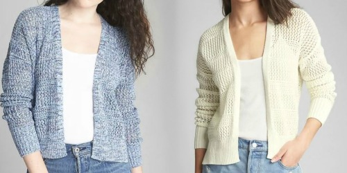 Gap.com: 40% Off Your Entire Purchase + Extra 10% Off (Including Sale Items)