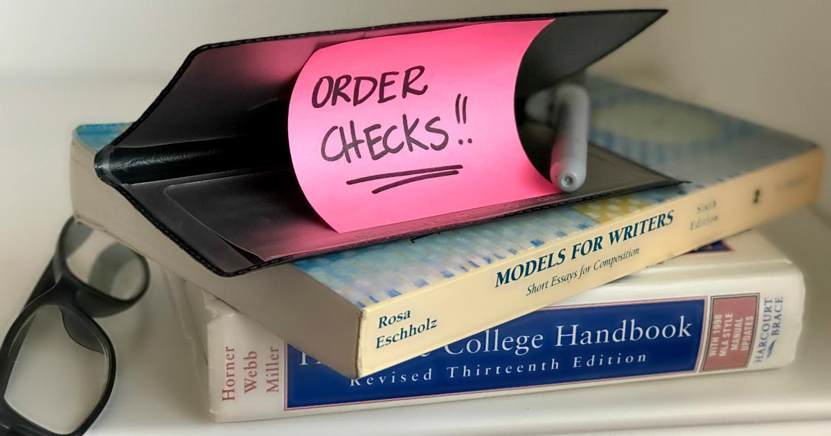 deal on checks unlimited custom checks – checkbook cover