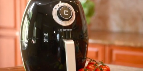 Chefman 3.5L Air Fryer Just $29.99 Shipped (Regularly $60)