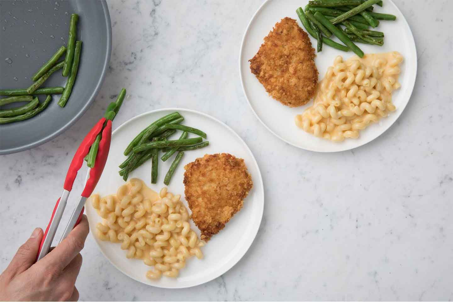 Chick-fil-a Mealtime Kit Boxes – Chicken, mac and cheese and green beans