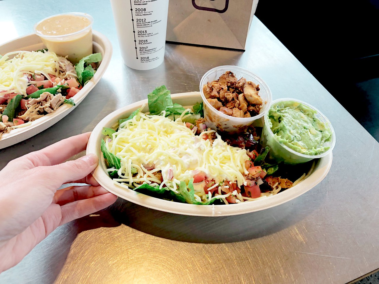 Halloween freebies and deals – get free food at chipotle