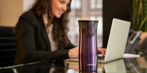 Amazon: Up to 45% Off Contigo AUTOSEAL Stainless Steel Travel Mugs + Free Shipping
