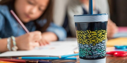 Contigo Spill-Proof Kids Tritan Straw Tumbler Only $5.84 (Ships w/ $25 Order) – Awesome Reviews