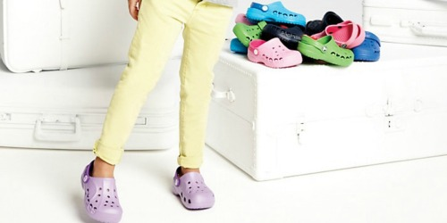 Up to 70% Off Crocs For Entire Family