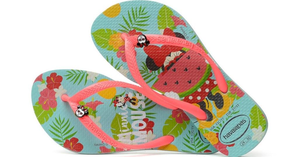 efc6a08bb 50% Off Disney Havaianas Flip Flops   More - Hip2Save