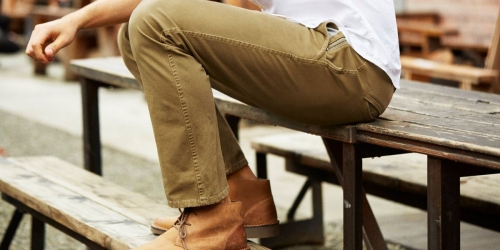 Over 60% Off Men's Dockers Pants + Free Shipping for Kohl's Cardholders
