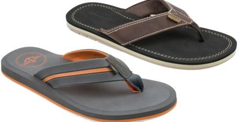 Kohl's Cardholders: Men's Docker's Sandals Only $5.46 Shipped (Regularly $32)